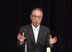「次世代のリーダー達に期待すること」 2015年度 特別講義